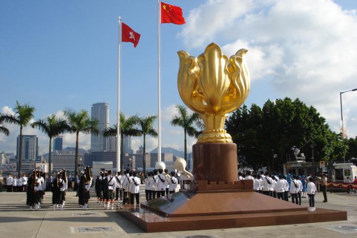 Площадь Золотой Буахинии