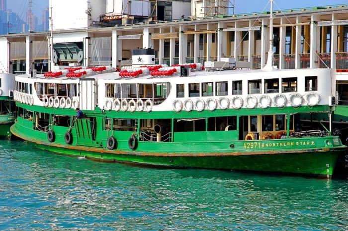 Паром Star Ferry
