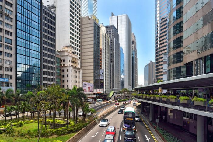 Центральный район Гонконга