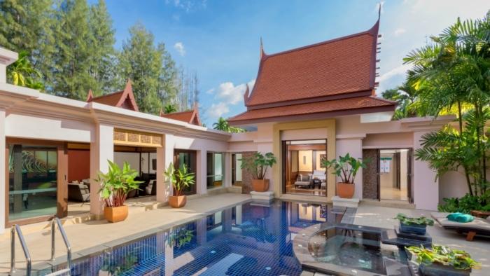 Роскошный жилой комплекс Banyan Tree