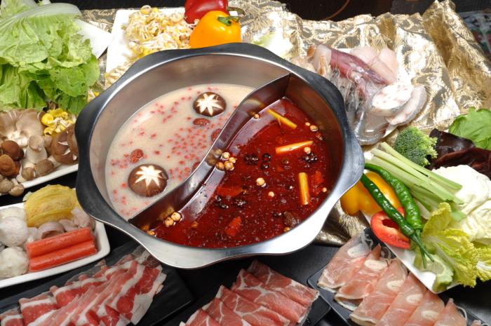 Суп Хого с дополнительными ингредиентами