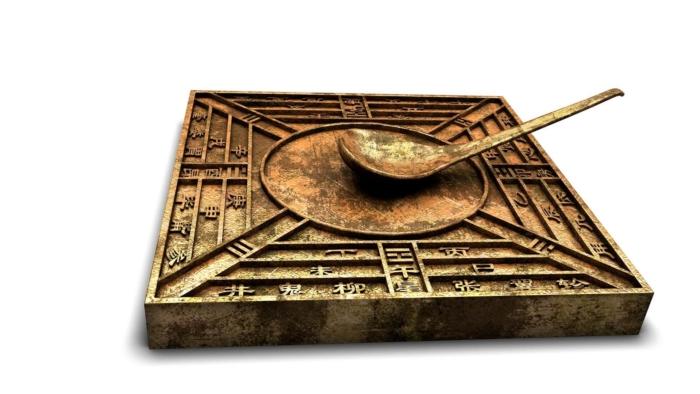 Древний китайский компас
