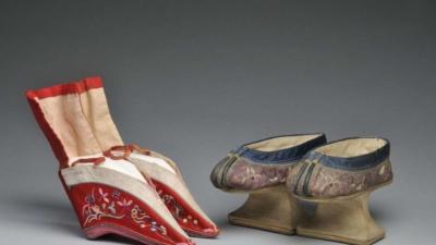 Обувь в Древнем Китае
