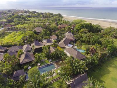 Уединенные отели в районе Чангу (Бали)