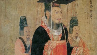 Юй Ся — прародитель династии Ся