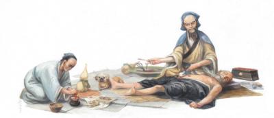 Операция в Древнем Китае