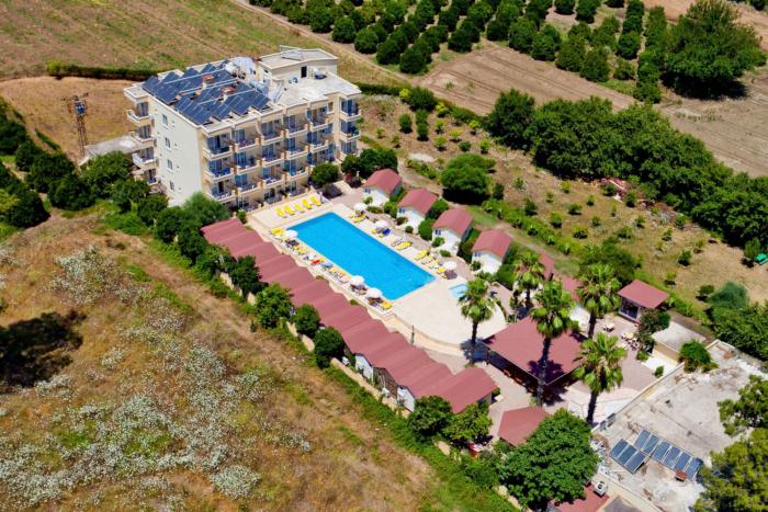 Обзор знаменитого бюджетного отеля Imeros 3*