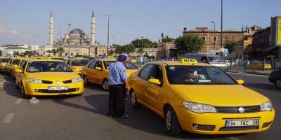 Таксопарк Стамбула
