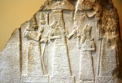 Удивительные экспонаты в музее Древнего Востока (Стамбул, Турция)